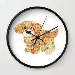 Bramble Wall Clock