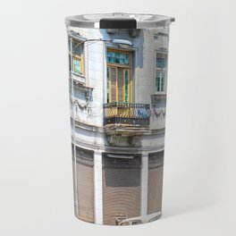 Old city II Travel Mug