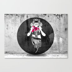 Inca sprit Canvas Print