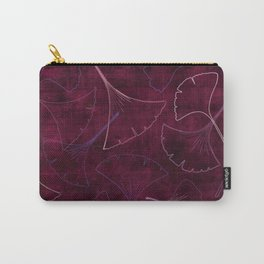 Think Ginkgo Carry-All Pouch