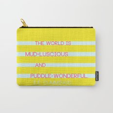 Puddle Wonderful Carry-All Pouch