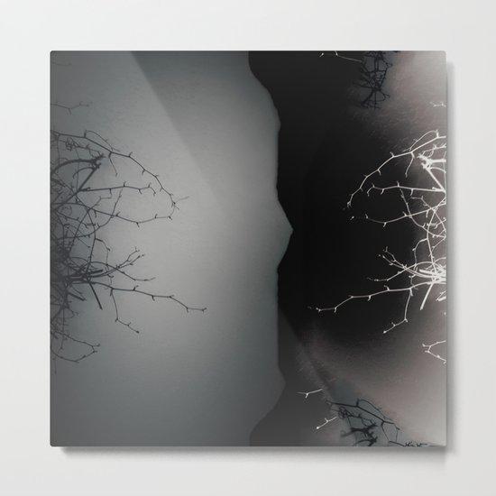 Branching Into Darkness Metal Print