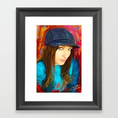 Colourful Vibes Framed Art Print