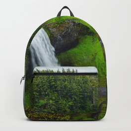 Waterfall Landscape Backpack