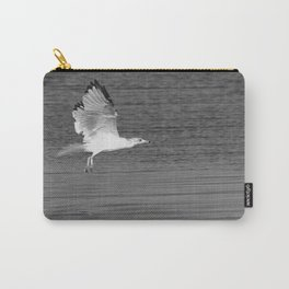 Gull Reflections photography Carry-All Pouch