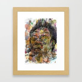 ADRALK03 Framed Art Print