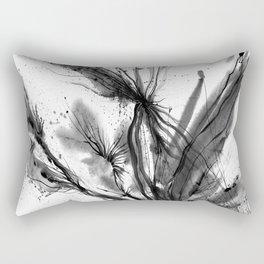Organic Ecstasy No. 48n by Kathy Morton Stanion Rectangular Pillow