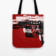 Blaster II Tote Bag