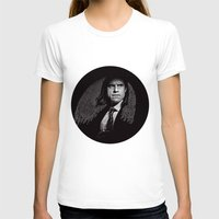 gangster T-shirts featuring Gangster Engraving by George Peters