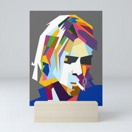 Cobain Mini Art Print