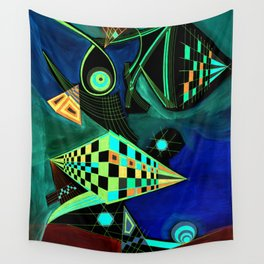 Riddle me this? MKii Wall Tapestry