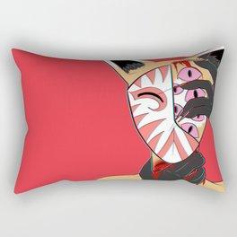 Hurtful Rectangular Pillow
