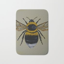 Bumble Bee Bath Mat