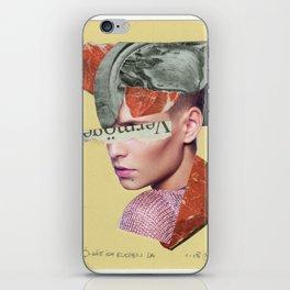 Die Kuchenfrau · hätt ich Kuchen da, iPhone Skin