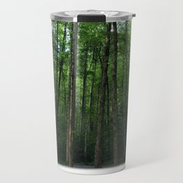Breakfast View, Smoky Mountain Tennessee Travel Mug