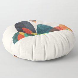 Wanderlust Floor Pillow