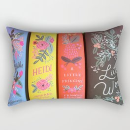 Floral Classics - Close Up Rectangular Pillow