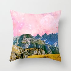 Small World #society6 #decor #buyart Throw Pillow
