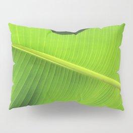 Banana Leaf, Dark Shadows Pillow Sham