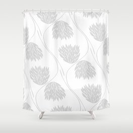 Floral No2 Shower Curtain