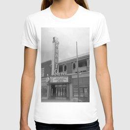 Vintage Neon Sign - The Rialto Theater - Tucson Arizona T-shirt