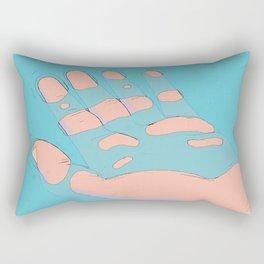 Mono No Aware Rectangular Pillow