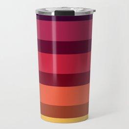 Accordion Fold Series Style A Travel Mug