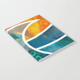 Surf's Up Notebook