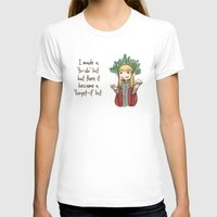 thranduil T-shirts featuring Thranduil To-Do List  by BlacksSideshow