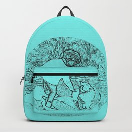 Penny Lives With Jesus 5 Backpack