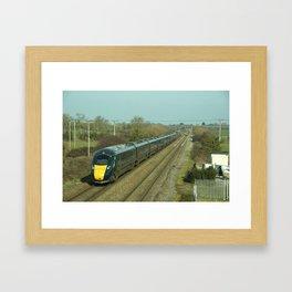 Cogload Express Framed Art Print