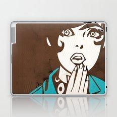 60s Girl Laptop & iPad Skin
