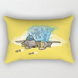 Our Gelatinous Leader Rectangular Pillow