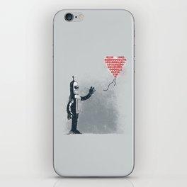 Binary Art iPhone Skin