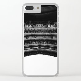 Cathedral Church of St. John the Divine V Clear iPhone Case