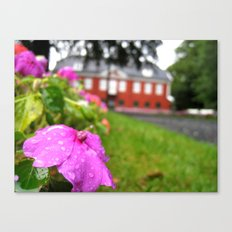 flower I. Canvas Print