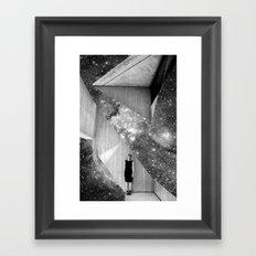 A Sliver of Hope Framed Art Print