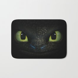 Toothless Bath Mat
