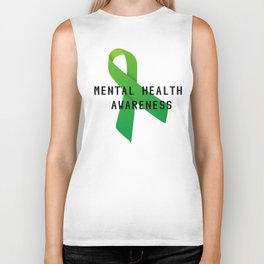 Mental Health Awareness Biker Tank