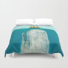 The Whale Duvet Cover
