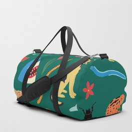 Lawn Party Duffle Bag