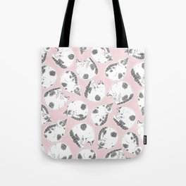 Sleepy Kitties Tote Bag