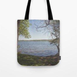 Inks Lake View Tote Bag