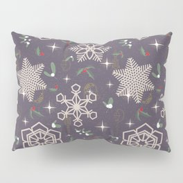 Xmas In The City Pillow Sham
