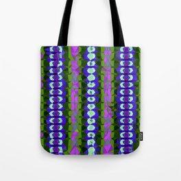 Chic Batik Tote Bag