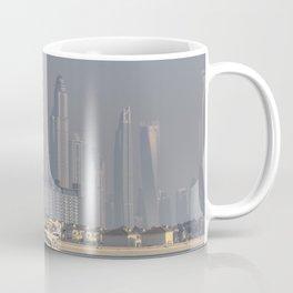 Dubai Yacht And Architecture Coffee Mug