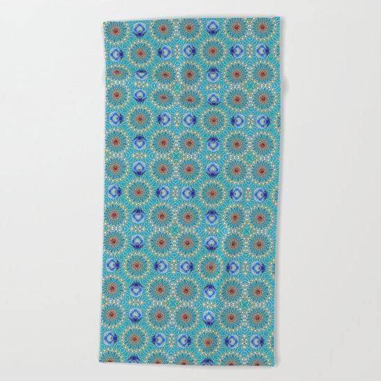 Empyrean Matrix Beach Towel