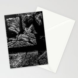 Railroad Ties Stationery Cards