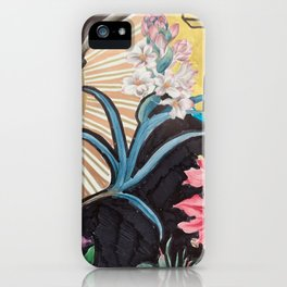 gift wrap intervention 02, 2016 iPhone Case