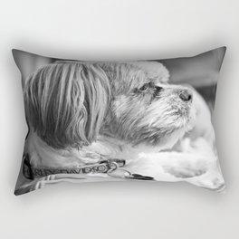 On the Lookout Rectangular Pillow
